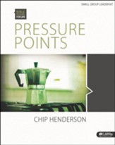 Bible Studies for Life: Pressure Points, DVD Leader Kit
