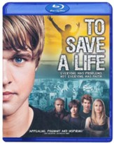 To Save A Life, Blu-ray