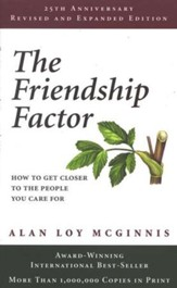 The Friendship Factor, 25th Anniversary Edition