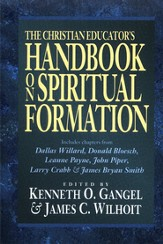 Christian Educator's Handbook on Spiritual Formation, The - eBook