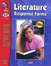 Literature Response Forms Gr. 4-6