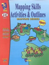 Mapping Activities & Outlines! Gr. 4-8