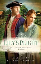 Lily's Plight, Harwood House Series #3 -eBook