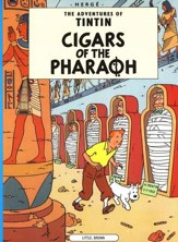 The Adventures of Tintin: Cigars of the Pharaoh  - Slightly Imperfect