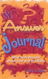 My Answer Journal