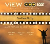 You Raise Me Up, Accompaniment DVD