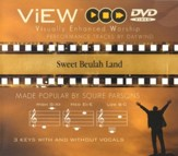 Sweet Beulah Land, Accompaniment DVD