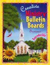 Creative Ministry Bulletin Boards-Summer