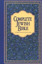Complete Jewish Bible - Hardcover