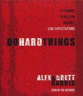 Do Hard Things -audiobook on CD
