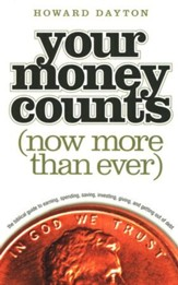 Your Money Counts: The Biblical Guide to Earning, Spending,  Saving, Investing, Giving, and Getting Out of Debt - Slightly Imperfect