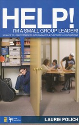 Help! I'm a Small-Group Leader!: 50 Ways to Lead Teenagers into Animated& Purposeful Discussions - eBook