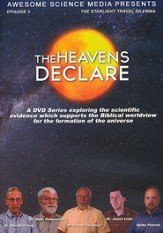The Heavens Declare #3: The Starlight Travel Dilemma, DVD