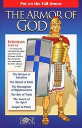The Armor of God: Put on the Full Armor/Pamphlet