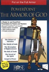 The Armor of God: PowerPoint CD-ROM