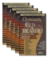 Christianity, Cults & the Occult Pamphlet - 5 Pack