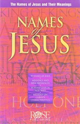 Names of Jesus (10 pack)