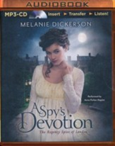 #1: A Spy's Devotion - unabridged audio book on MP3-CD