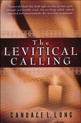 The Levitical Calling