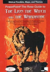 The Rose Guide to The Lion, the Witch, and the Wardrobe: PowerPoint CD-ROM