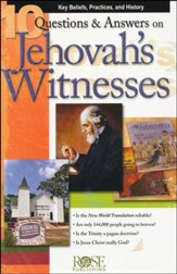10 Questions & Answers on Jehovah's Witnesses Pamphlet, 5 Pack