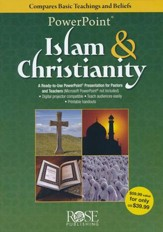 Islam & Christianity: PowerPoint CD-ROM