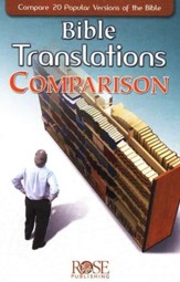 Bible Translations Comparison