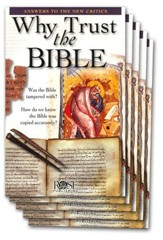 Why Trust the Bible? Pamphlet - 5 Pack