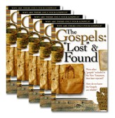 The Gospels: Lost & Found Pamphlet - 5 Pack