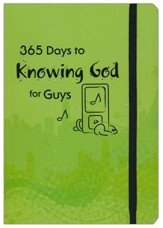 365 Days to Knowing God - Guys