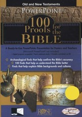 100 Proofs for the Bible - PowerPoint [Download]