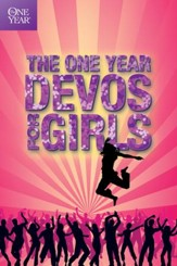 The One-Year Devos for Girls