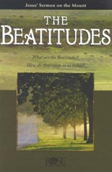 The Beatitudes, Pamphlet