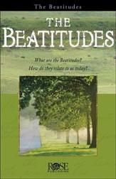 The Beatitudes Pamphlets, 10 Pack