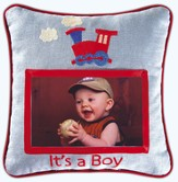 Photo Pillow, It's a Boy