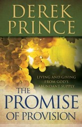Promise of Provision, The: Living and Giving from God's Abundant Supply - eBook