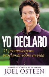 Yo Declaro: 31 Promesas para Proclamar sobre su Vida, eLibro  (I Declare: 31 Promises to Speak Over Your Life, eBook)