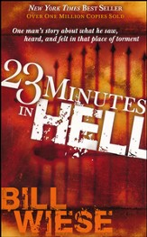 23 Minutes in Hell (Mass Market Edition)  - Slightly Imperfect