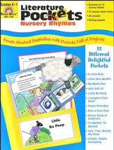 Literature Pockets Nursery Rymes, Grades K-1
