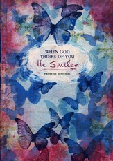When God Thinks of You. . .He Smiles Journal