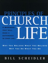 Principles Of Church Life