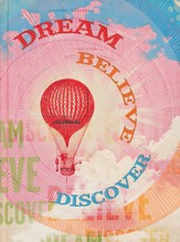 Dream, Believe, Discover Journal