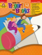 How Report on Books Grades 1-2