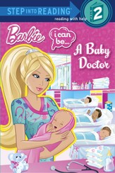 I Can Be...A Baby Doctor (Barbie) - eBook