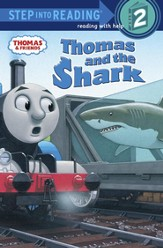 Thomas and the Shark (Thomas & Friends) - eBook