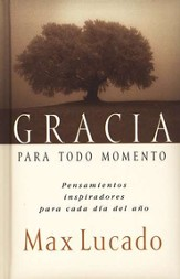 Gracia para el Momento  (Grace for the Moment)