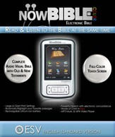 NowBible Color, ESV--Audio/Video Bible Reader (4GB)