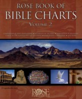 Rose Book of Bible Charts, Volume 2  - Slightly Imperfect