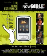 NowBible Color, TNIV The Bible Experience--Audio/Video Bible Reader (4 GB)