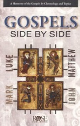 The Gospels Side-by-Side pamphlet